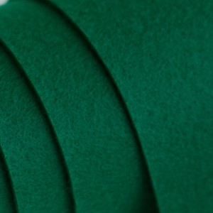Корейский жесткий фетр цв.937, яркий весенний зеленый, ...