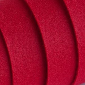 Корейский жесткий фетр цв.912, темно-красный, толщина 1...