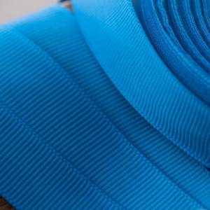 Репсовая лента, синий, ширина 20 мм...