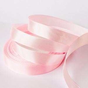 Атласная лента, нежный розовый, ширина 15 мм...